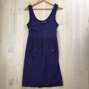Velvet Cotton Dress